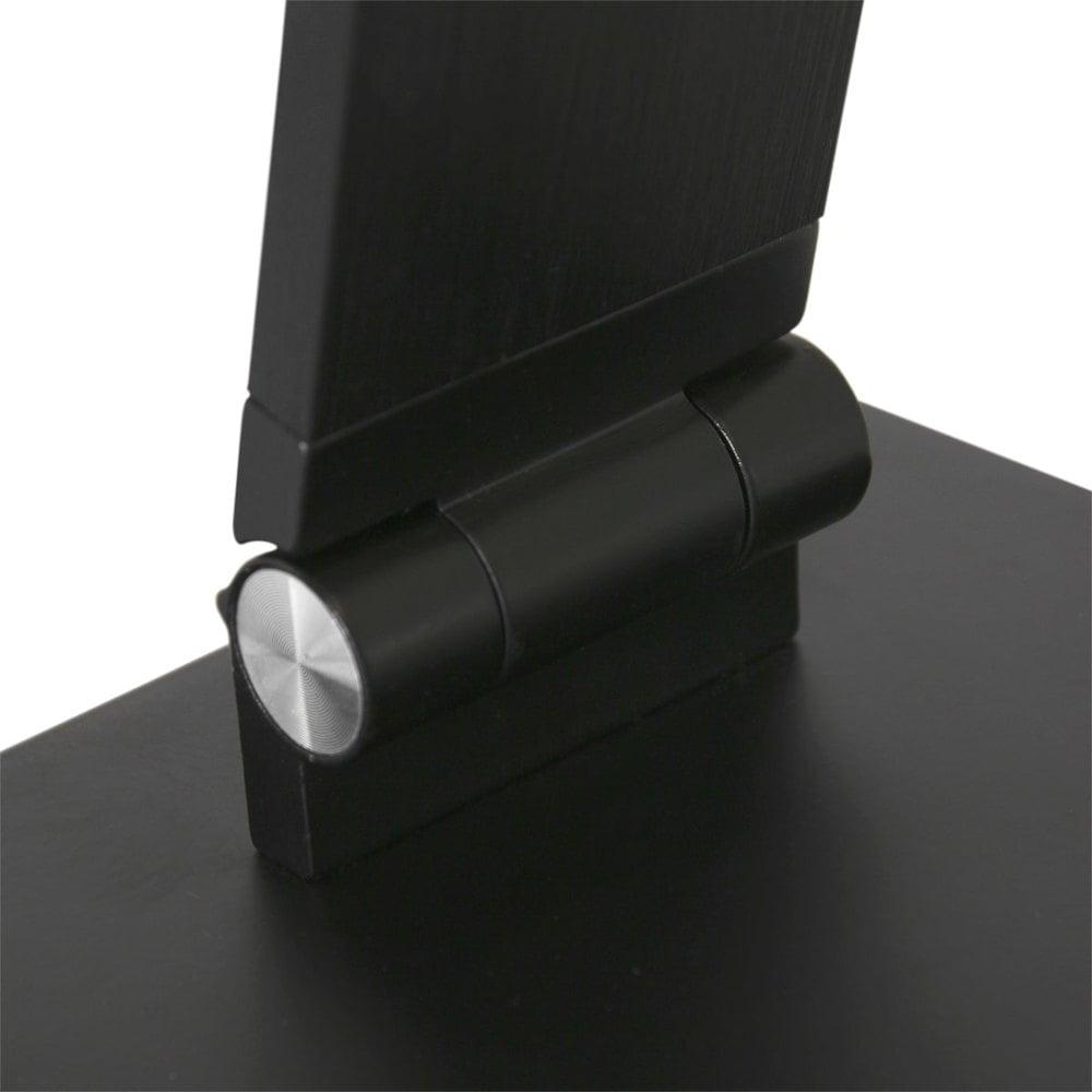 Tischlampe Schwarz LED dimmbar cooles Design