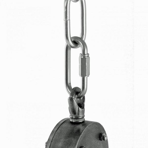Industrie-Deckenlampe Retro Stil