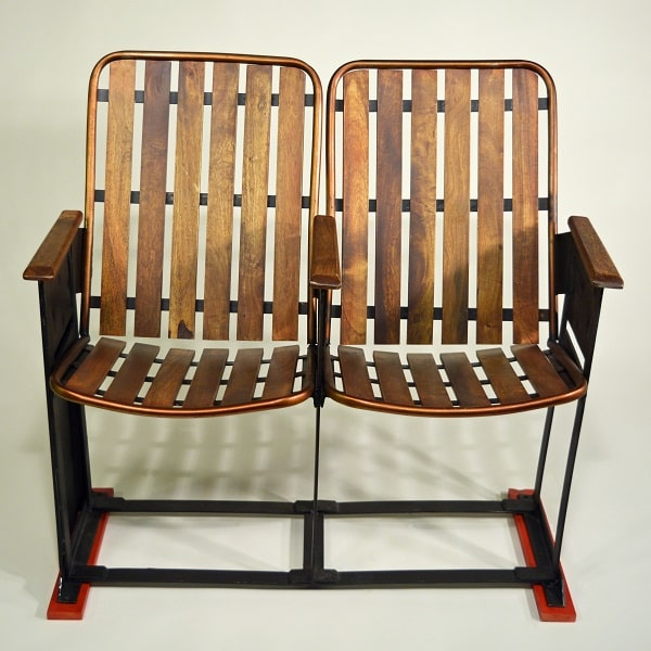 Kinobank Retro 2-Sitzer