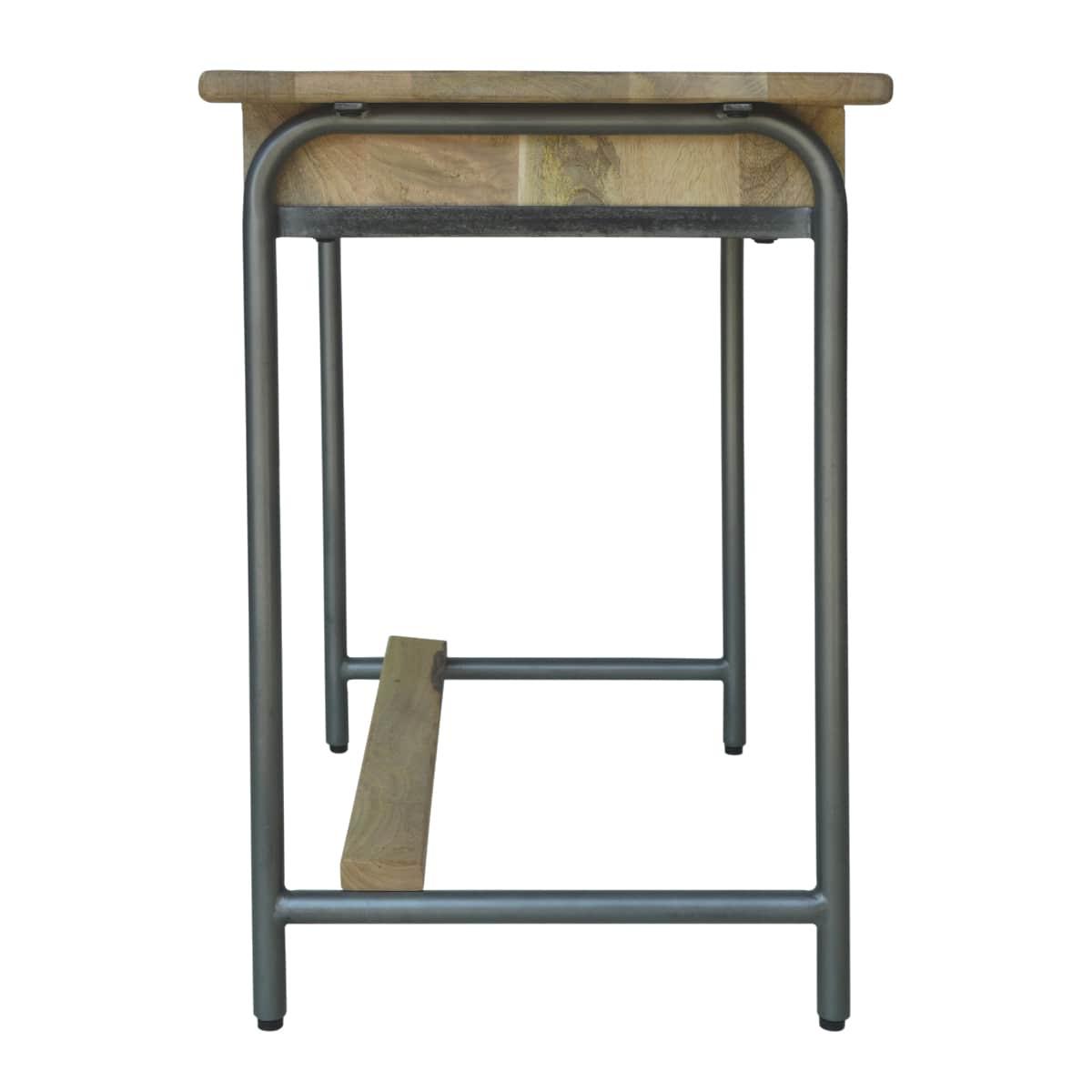 Schreibtisch klein für Homeoffice Vintage Retro
