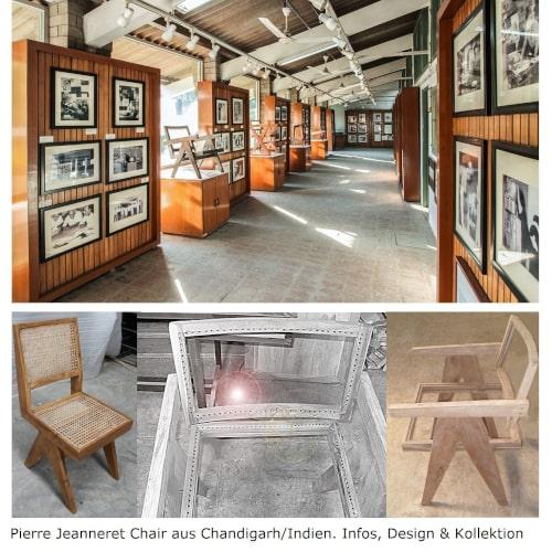 Info Seiten Pierre Jeanneret