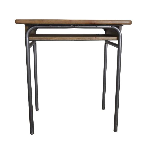 Kleiner Schreibtisch für Homeoffice in Retro Look