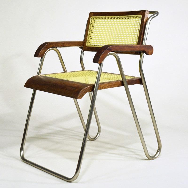 Stahlrohr Stuhl Bauhaus Design