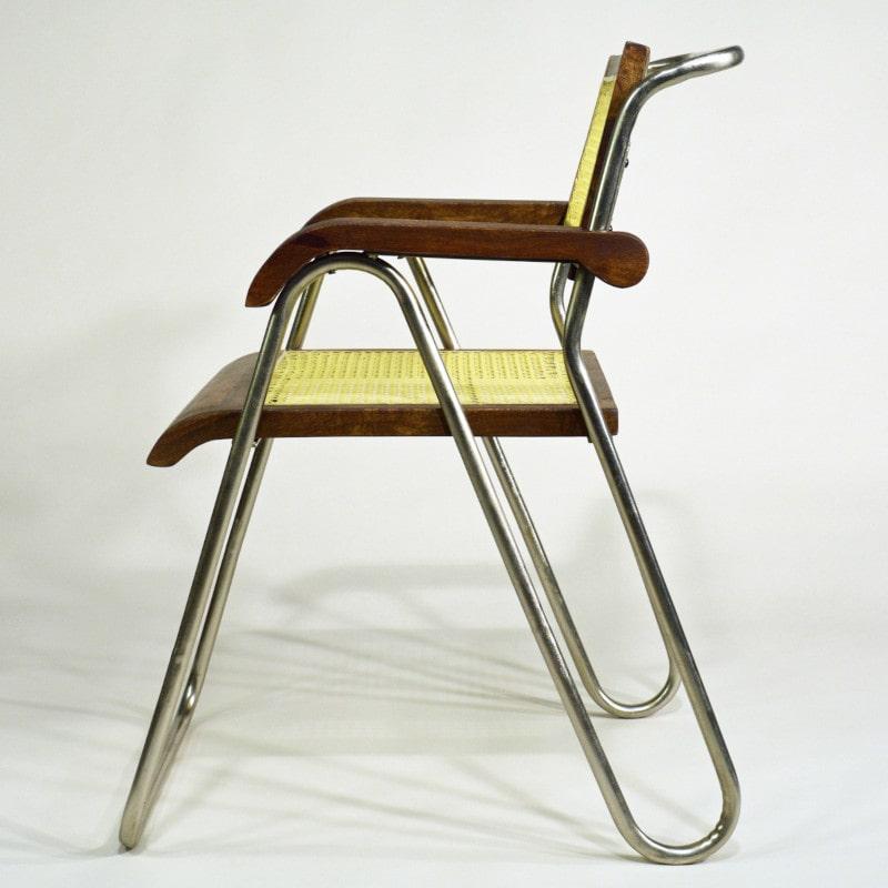 Vintage Design Armlehnstuhl