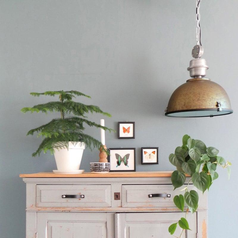 Retro Industrie Lampe Deckenlampe Fabrikschick