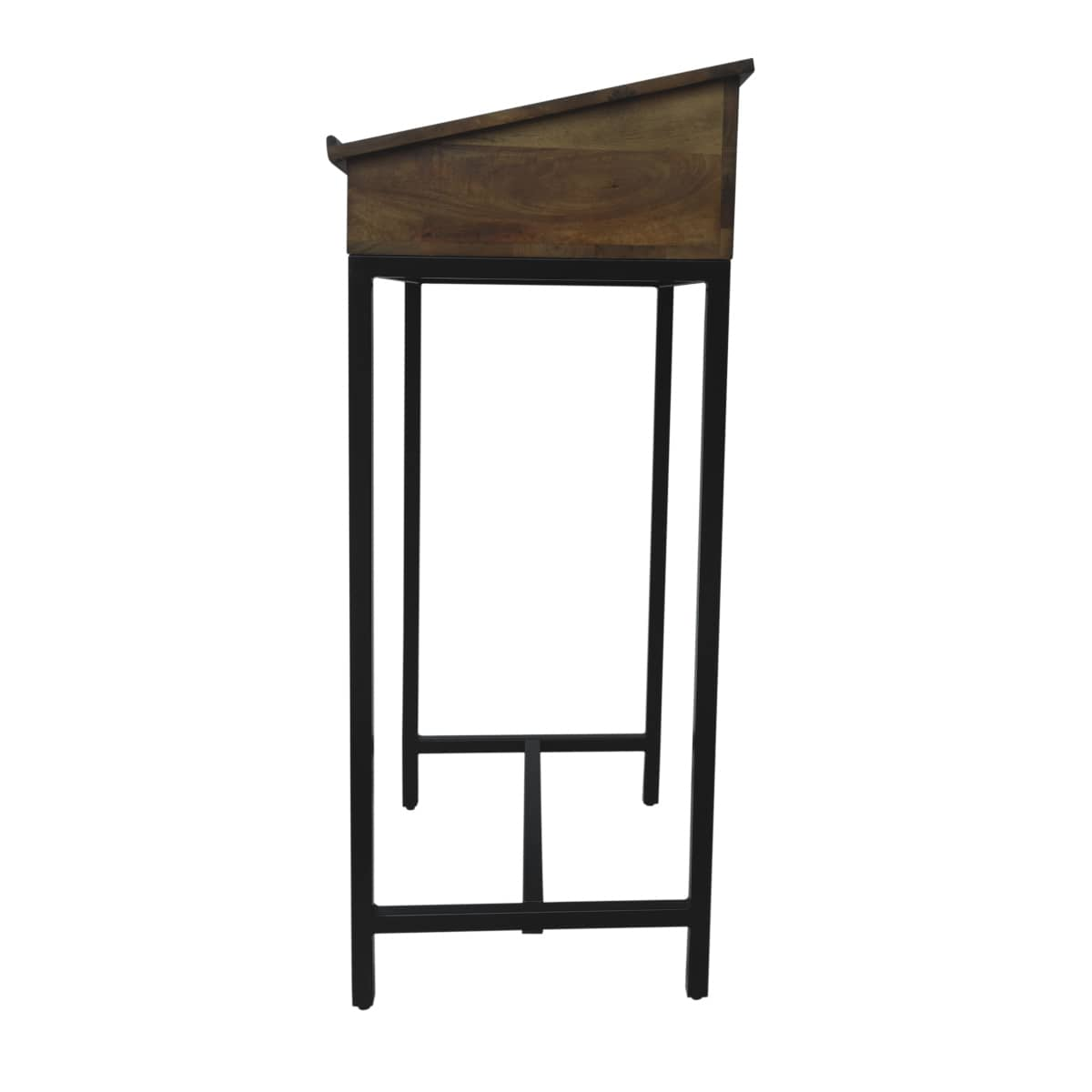 Empfangstresen Gastro Stehpult Vintage Holz Eisen