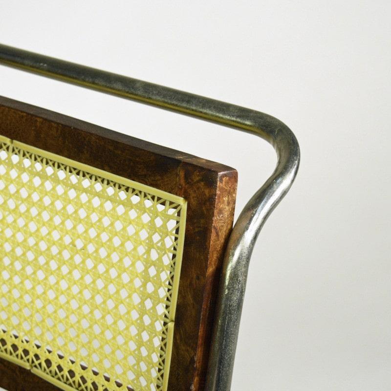 Detail Bauhaus Design Stuhl