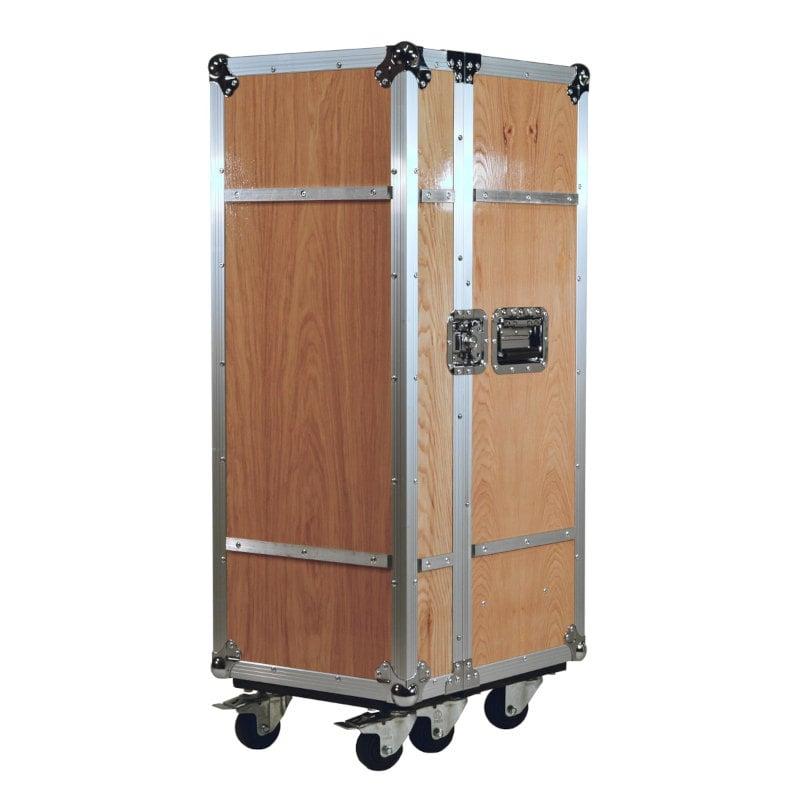 Rollcontainer Holz Flight Case Design
