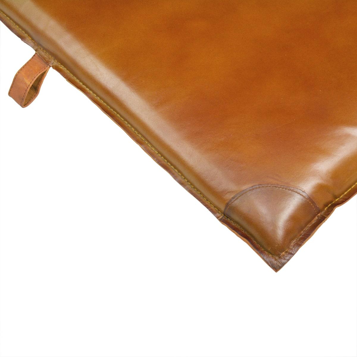 Lederturnmatte Vintage 200cm lang