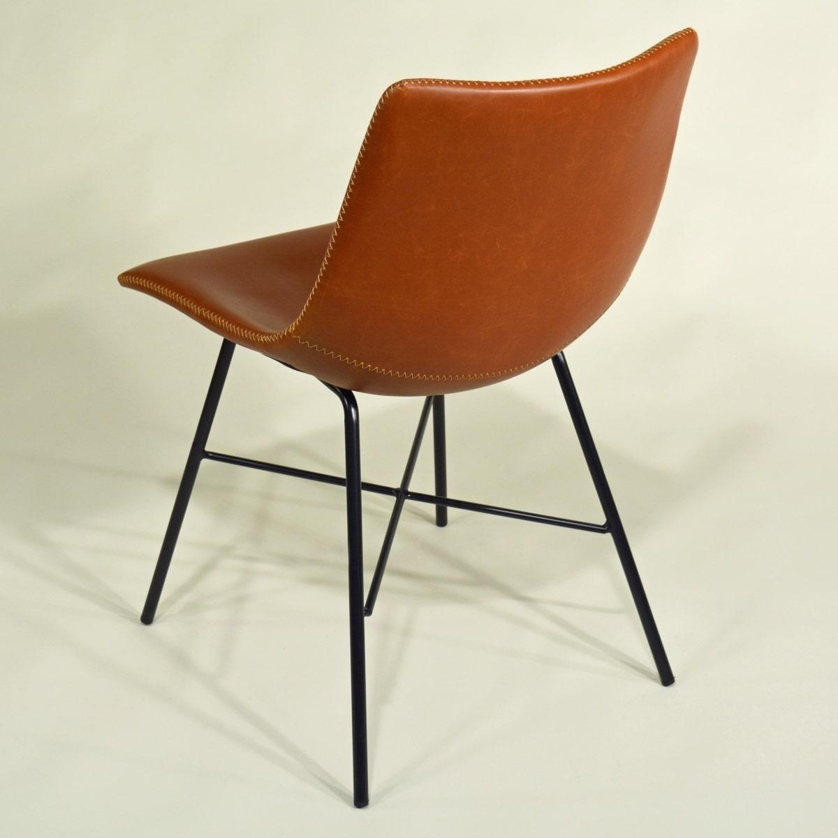 Stuhl Industrial Vintage Stil Fabrikschick