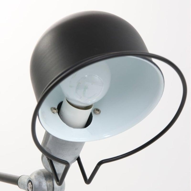 Factory Design Klassiker Tischlampe schwarz
