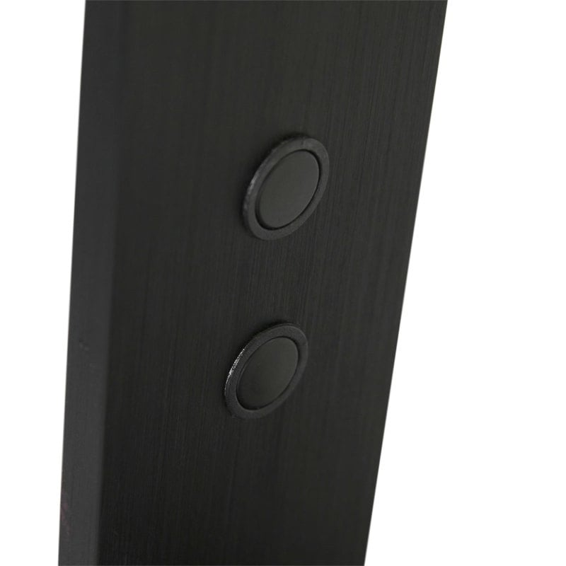 Leselampe LED schwarz dimmbar modernes Design