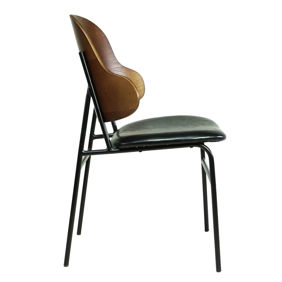 Mid Centry Design Stuhl mit Formholz wie Eames es nutze