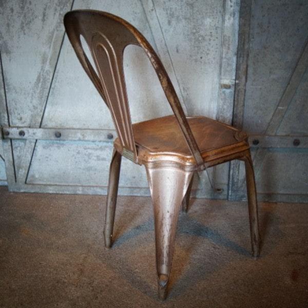 Fibrocit Original Vintage Holzsitz