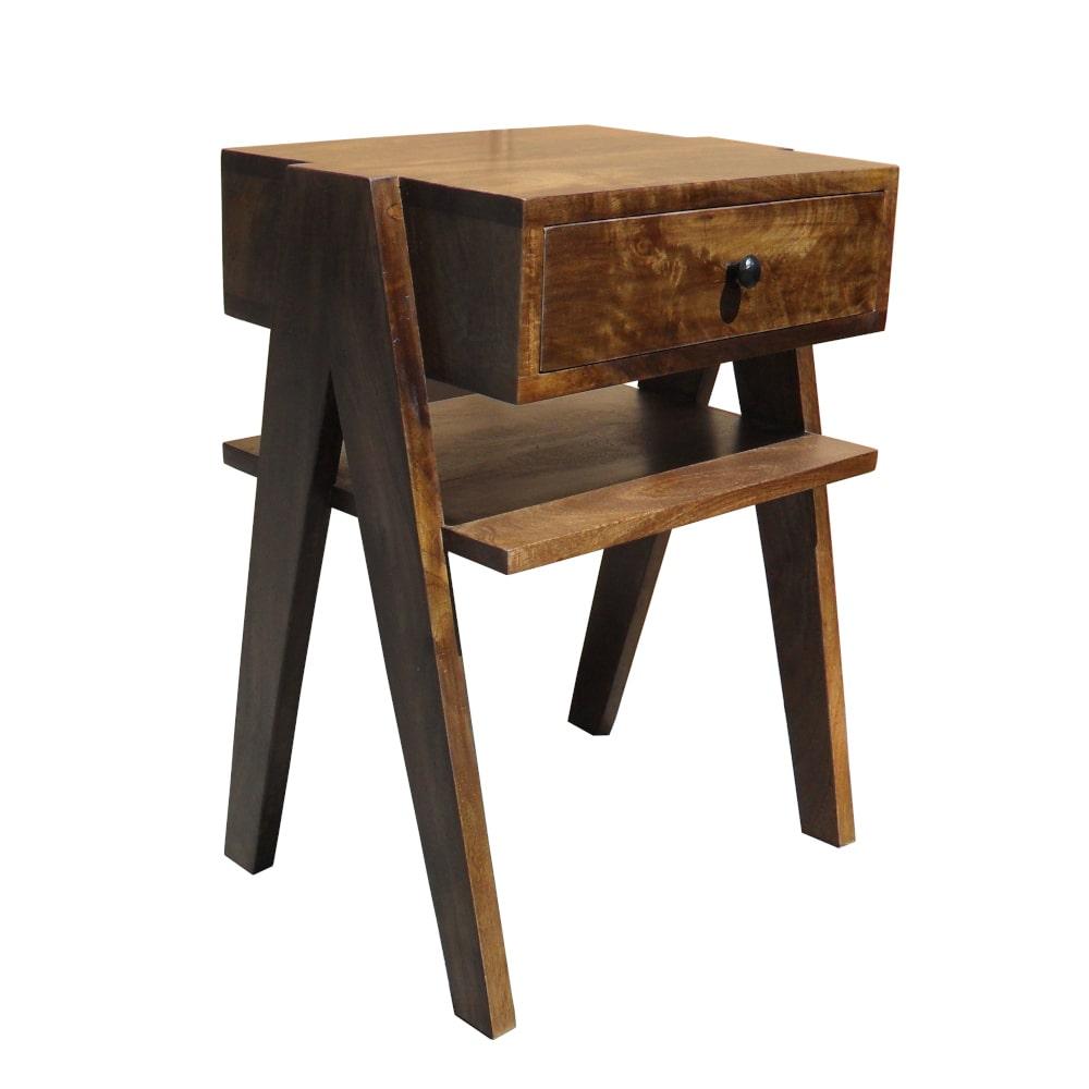 Beistelltisch Jeanneret Design Holz