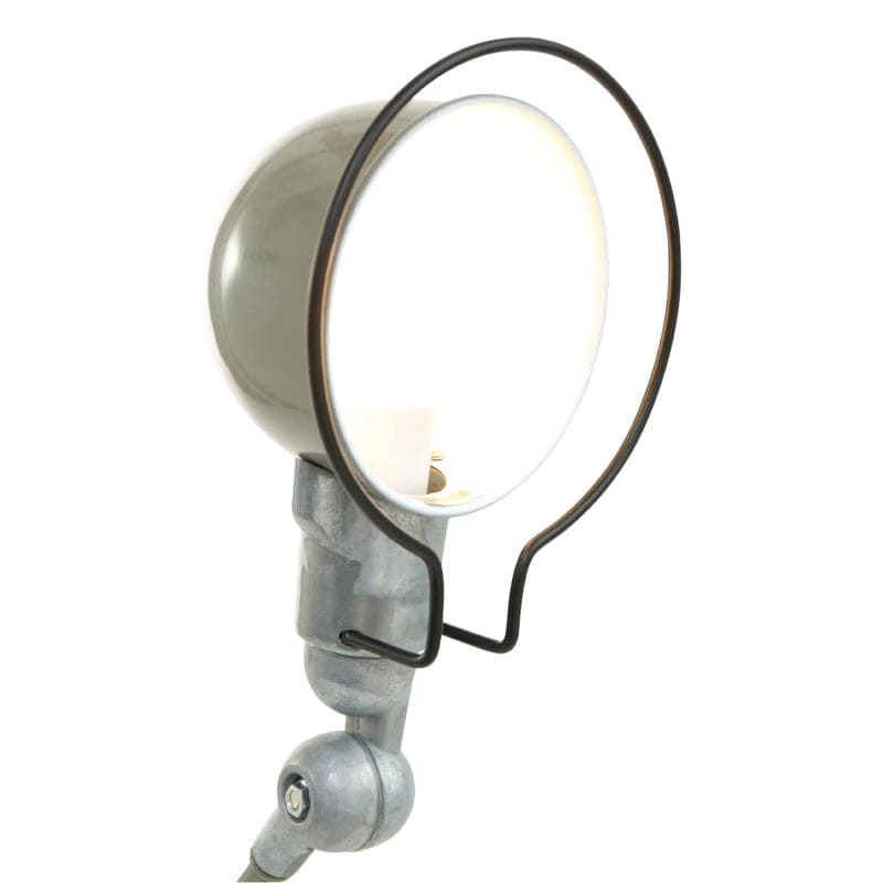 Baushaus Design Schreibtischlampe Vintage