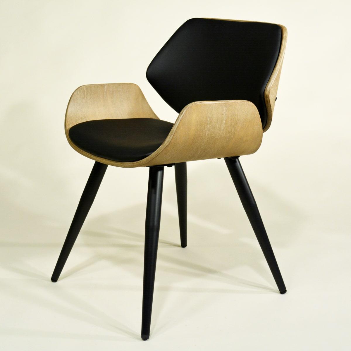 Design Esszimmerstuhl Holz Plywood