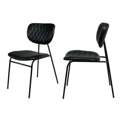 Stuhl vintage Stil gepolstert