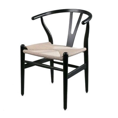 Loft Chair schwarz / natur