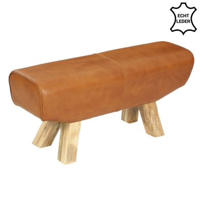 Sportgeräte-Möbel Sitzbank Leder
